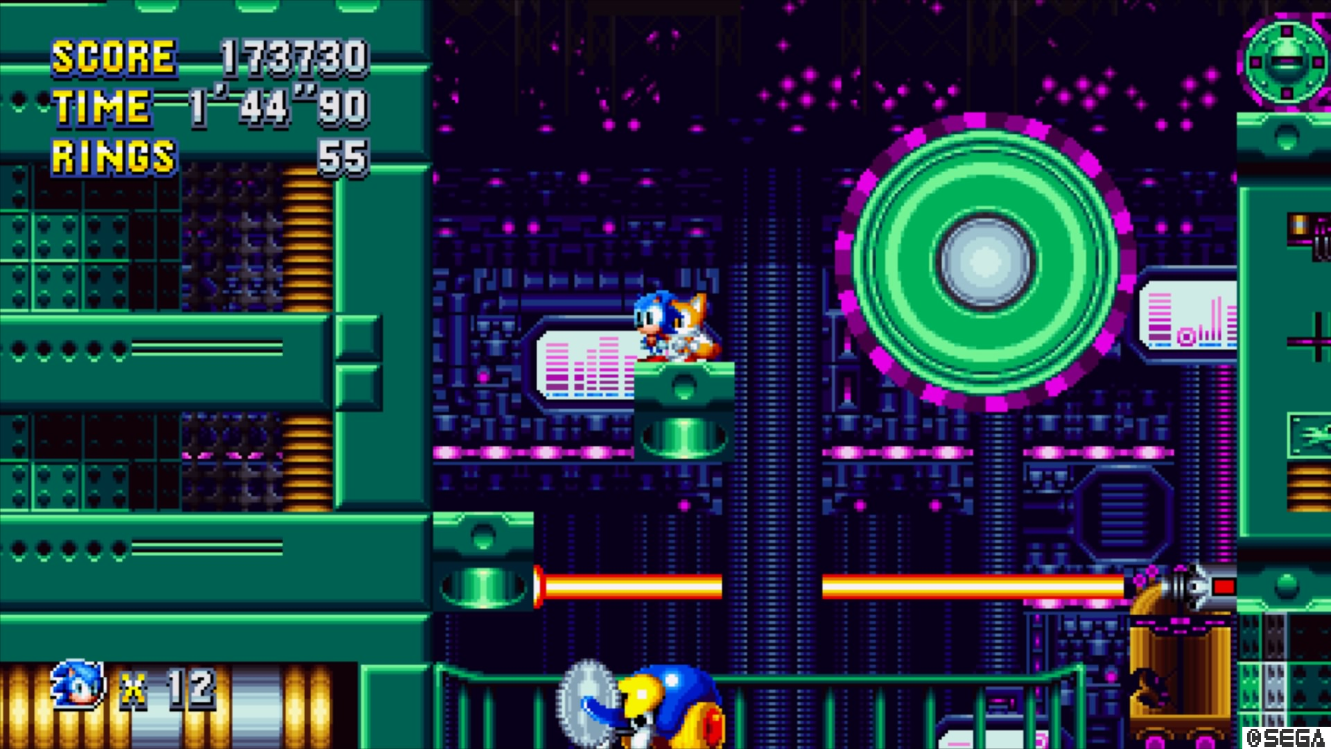 Sonic Mania PC Review | GameWatcher