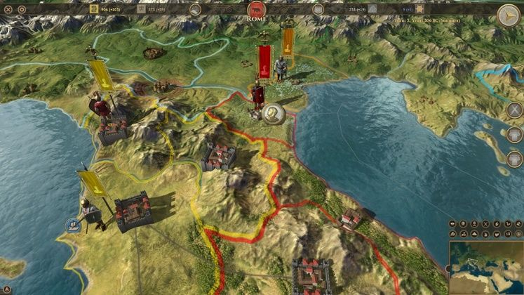 Field of Glory: Empires Release Date Set for Next Month