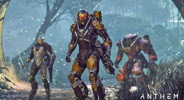 Loot From Anthem's Endgame Content Will Also Be Obtainable From Other Sources