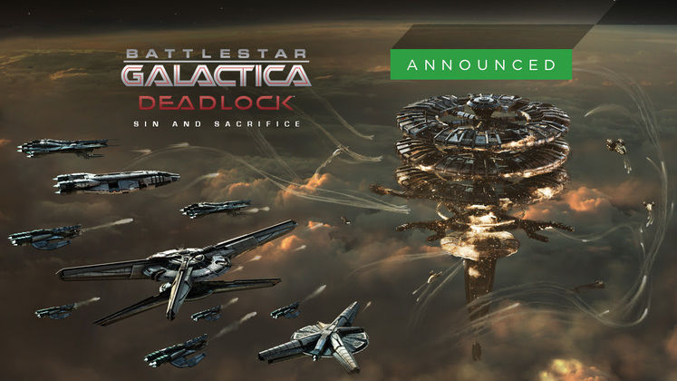 Battlestar Galactica Deadlock Announces New Sin and Sacrifice Expansion