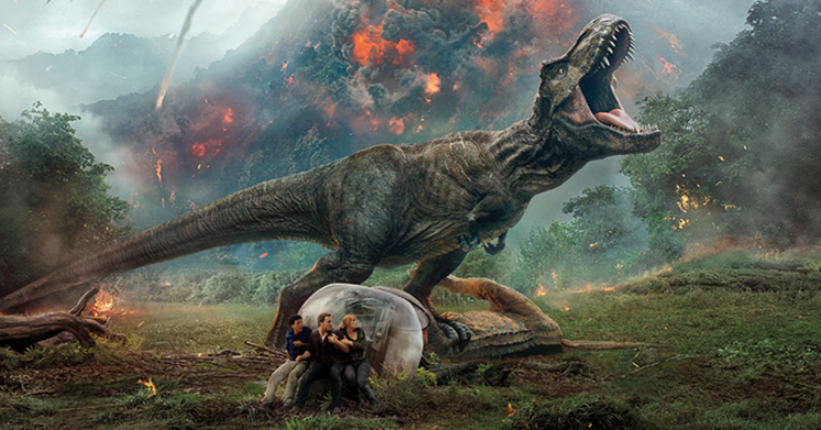 Here are all 6 dinosaurs in Jurassic World Evolution's Fallen Kingdom DLC