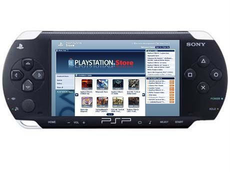GDC: PSP Store to be on the PSP, finally