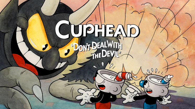 Possible Or Not This Cuphead X Touhou Crossover Makes A Case For Eventual Mod Support