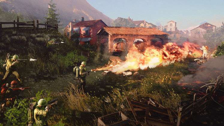 Company of Heroes 3 System Requirements - Early requirements and what you need to run it