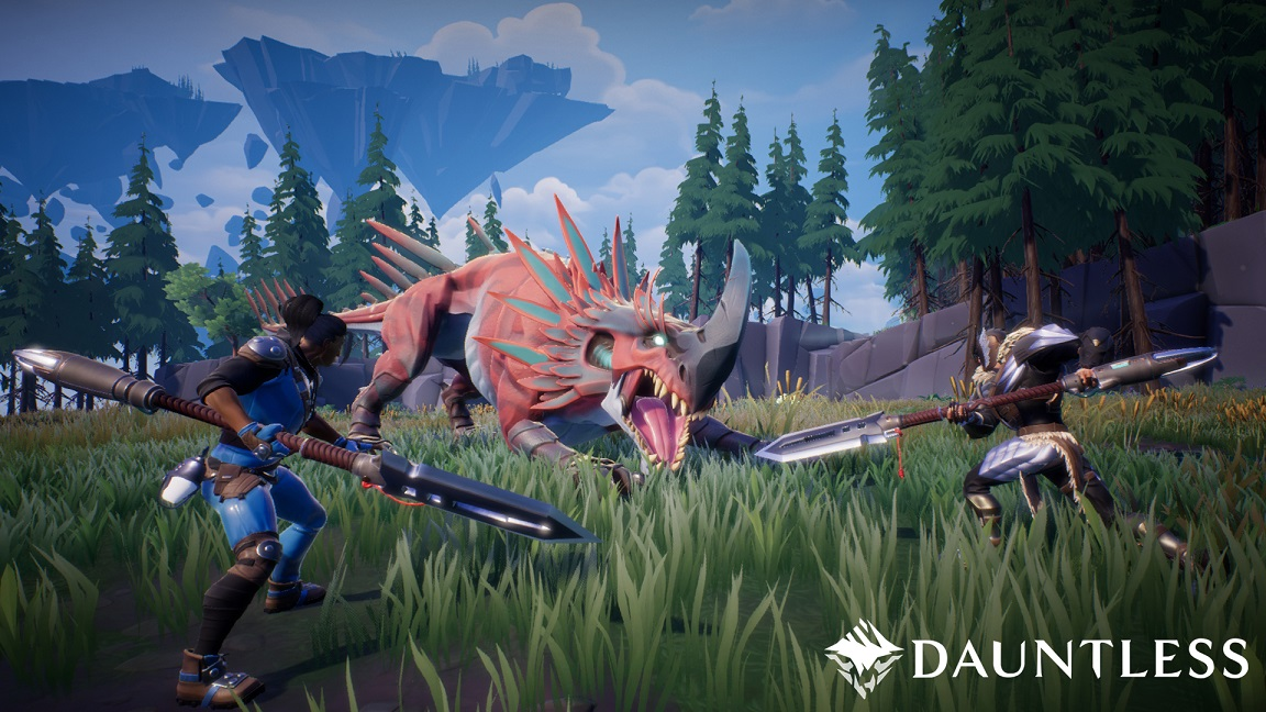 Dauntless Infinite Loading Screen - How To Fix Infinite Loading
