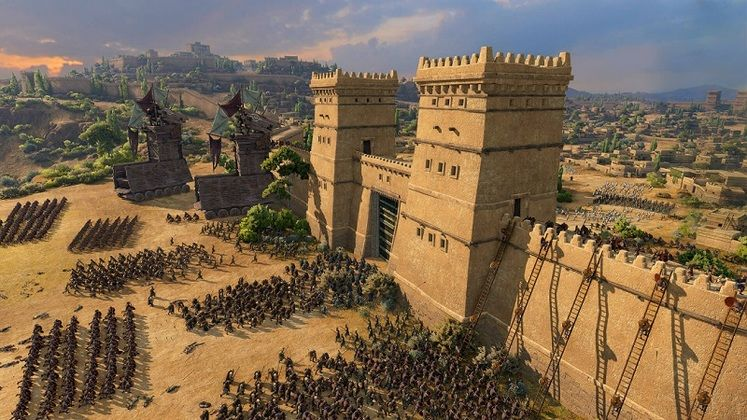 Total War Saga: Troy Patch Notes - Hotfix Update Fixes Campaign Crashes