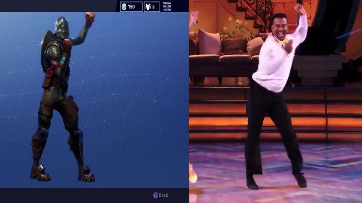 Epic Games Getting Sued Over the Fortnite Carlton Dance