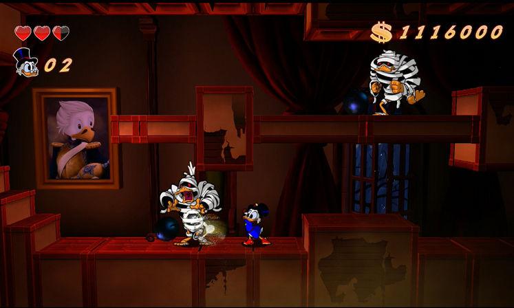 Capcom announces DuckTales Remastered patch