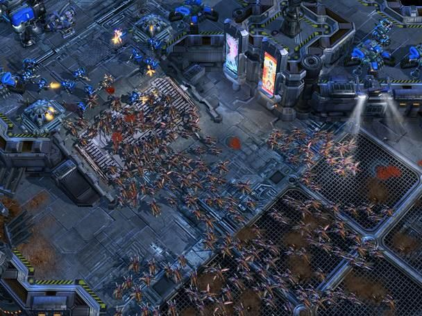 Blizzard launches beta for Starcraft 2: Heart of Swarm