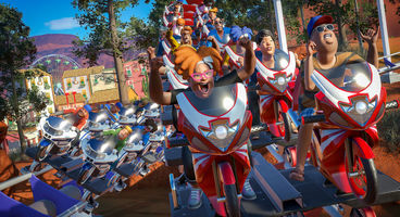 Planet Coaster World's Fair DLC Pack is Out Now