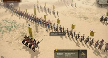 Field of Glory II Wolves at the Gate - New DLC Announced