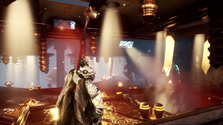 Leaked Godfall Internal Teaser Showcases Combat, Gorgeous Visuals