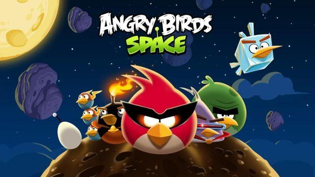 Angry Birds Space enjoys 50M downloads in 35 days