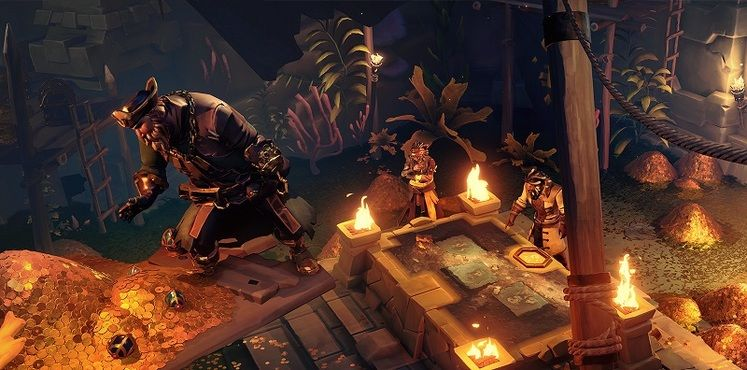 Sea of Thieves September Update - 2.0.18 Patch Notes Reveal Dogs, Vaults of the Ancients and More