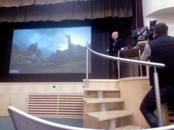 First Dragon Age 3 screenshot revealed at Bradford Animation Festival
