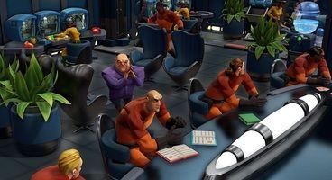 Evil Genius 2 Voice Actors Revealed - Here's the Voice Cast Behind the Four Main Baddies