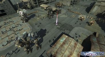 Sega announces Stormrise RTS for Xbox 360 and PlayStation 3