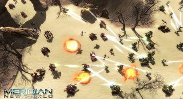 Indie developer Elder Games announces sci-fi RTS Medirian: New World
