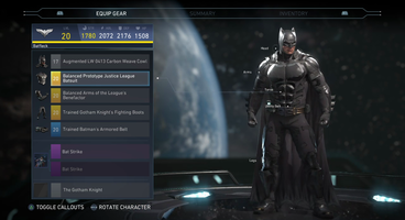 Justice League Movie Gear Event begins today on Injustice 2