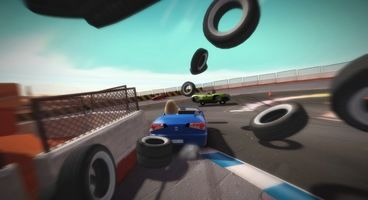 Microsoft's 'Joy Ride' slips to late 2010, avatar racing for Xbox Live