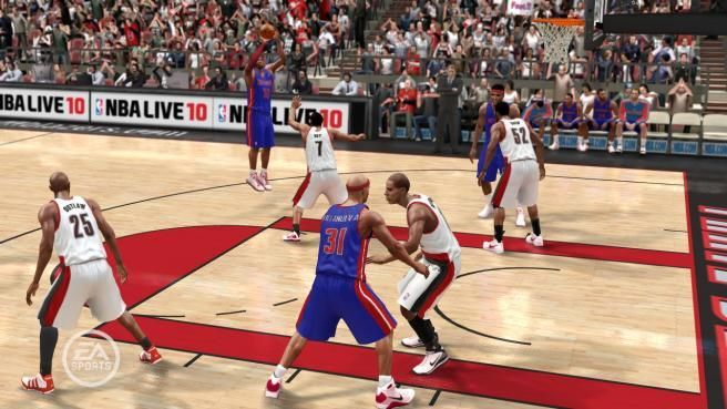 EA Sports announces a return to NBA Live