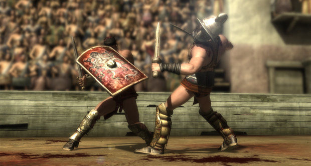 SDCC 2012: Fighting game based on Spartacus series on Starz announced