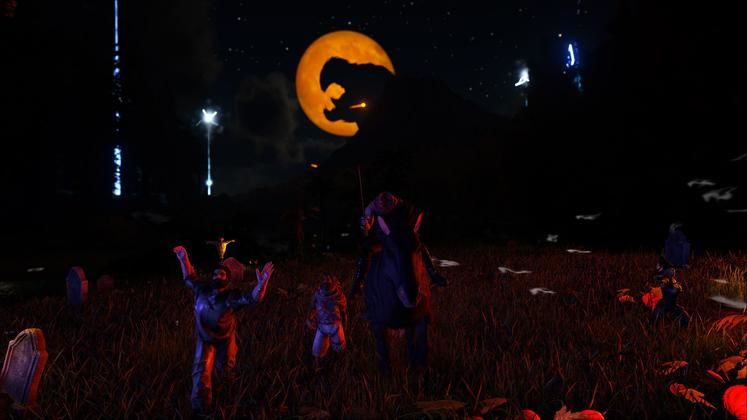 Ark Survival Evolved Fear Evolved 3 Event - Halloween 2019