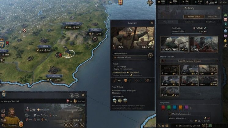 Crusader Kings 3 Troops Guide