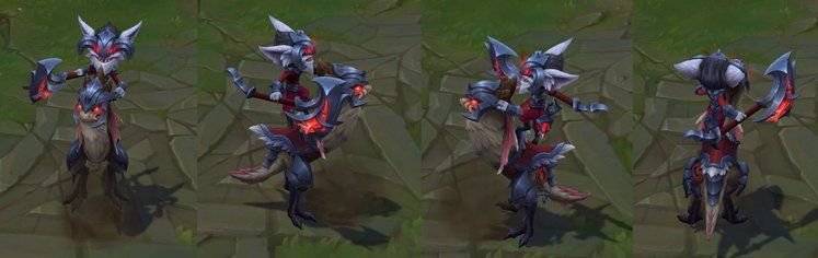 League of Legends Patch 11.1 - Release Date, Marauder and Warden Skins