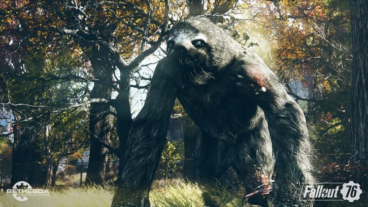 Fallout 76 Mega Sloth Location - How to find the Mega Sloth?