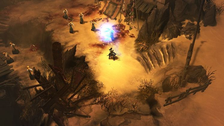 Diablo III 17th April release date neither confirmed nor denied by Blizzard