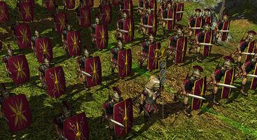 Free Bannermen DLC for Hegemony Rome: The Rise of Caesar