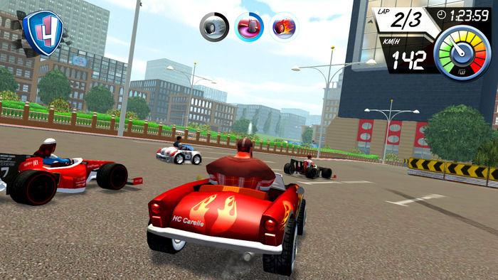 Kickstarter campaign begins for arcade racer Formula Wincars