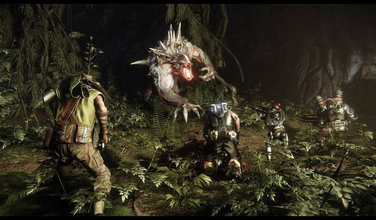 Evolve devs got monster inspiration from King Kong, Godzilla and