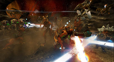 Abatron trailer mixes real-time strategy with FPS shootery