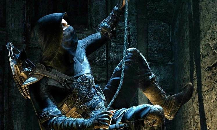 Thief confirmed for current-gen consoles PS3 and 360