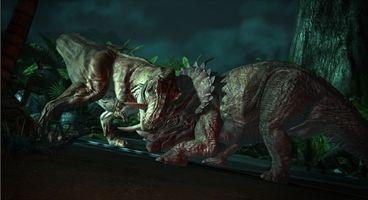 Jurassic Park delayed