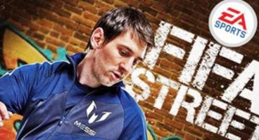 FIFA Street still UK number one
