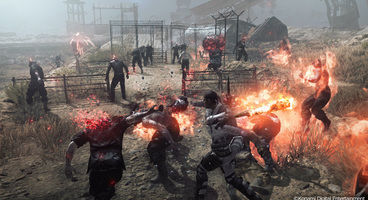 Everything We Know About the Metal Gear Survive PC Beta