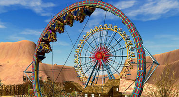 RollerCoaster Tycoon and Elite dev Frontier raises £4m in sold shares