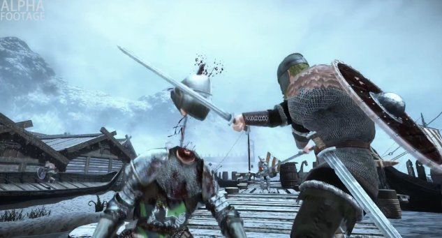 Viking Warrior highlighted for Chivalry: Deadliest Warrior