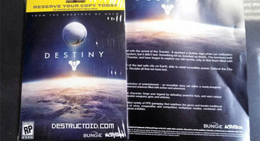 Destiny preorders at Best Buy reveal info about Bungie's upcoming game