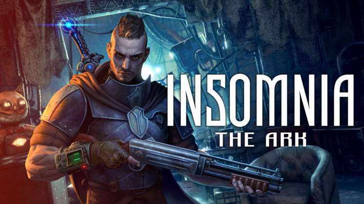 Insomnia: The Ark Giveaway! We've Got 5 Copies to be Won, and It Couldn't Be Easier To Enter!
