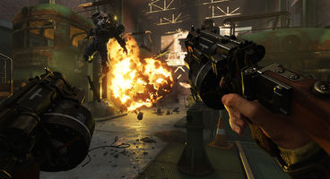 Wolfenstein 2 Designer Explains Why The Single-Player FPS Is Dying