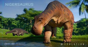 Three new dinosaurs arrive in Jurassic World Evolution: Herbivore Dinosaur Pack today