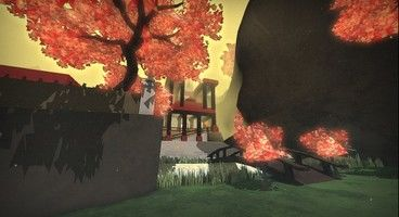 Developer Rat King's first person exploration adventure TRI goes Steam Greenlight
