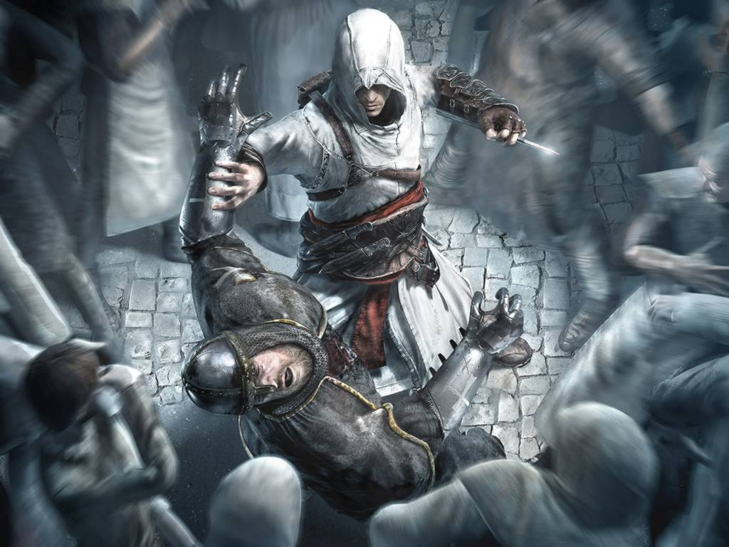 Assassin S Creed Altair S Chronicles For Ds Releases In Gamewatcher