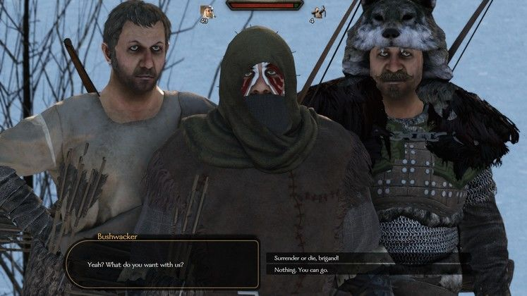 This Mount and Blade 2: Bannerlord Mod Brings More Variety to Bandits