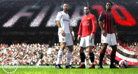 Rumour-mill: Sony bundling 250GB PS3 Slim and FIFA 10 in October