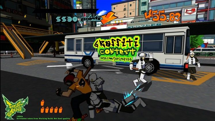 PSN Plus deals this week include Jet Set Radio for free